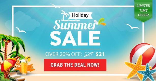 summer sale - Popup Plugin for WordPress – Layered Popups