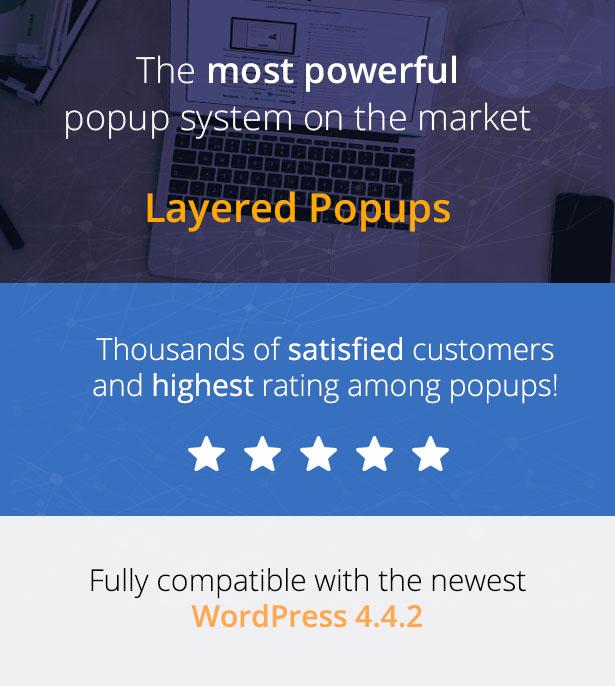 Layered Popups v5.30